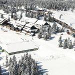 Skigebiet Rogla