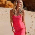Strandkleider ohne Ärmel