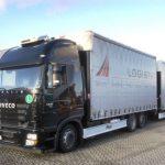 IVECO Eurocargo beweist, dass man sich für Brown Recycling entschieden hat