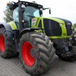 100% Traktor. 100 % Claas
